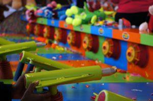Merchant Processing Like Carnival Games