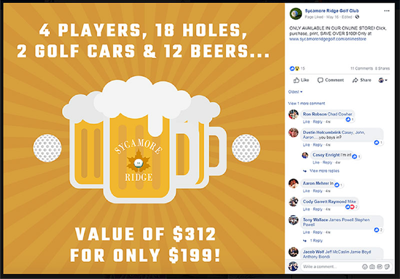 Taking Control of your Golf Course - Social Media
